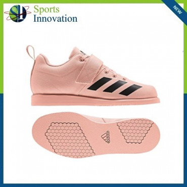 Adidas Power Lift 4 Weightlifting Shoes - Pink
