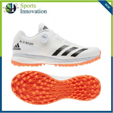 Adidas 22YDS Boost Cricket Trainers