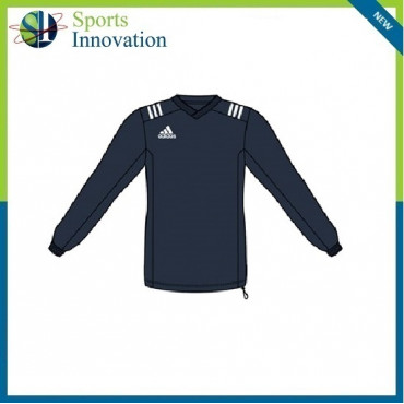 Adidas Adult Rugby Contact Warm up Top - Navy
