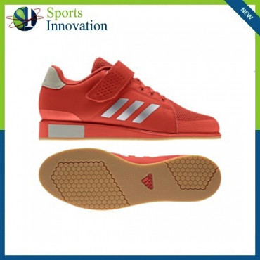 Adidas Power Perfect III Weight Lifting Shoes - Amber