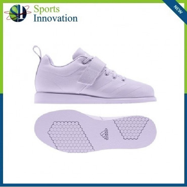 Adidas Power Lift 4 Weightlifting Shoes - Purple