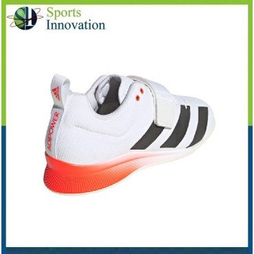 Adidas Power Weightlifting II White Red