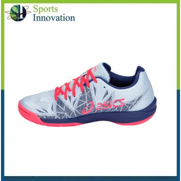 Asics Gel Fastball 3 Indoor Court Trainers - Soft Sky