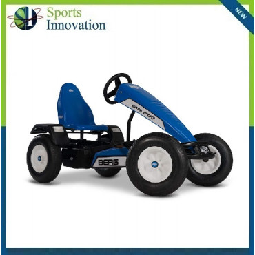 Berg  XL EXTRA SPORT BLUE BFR-3 Ride On Peddle Go Kart Suitable for Ages 5+