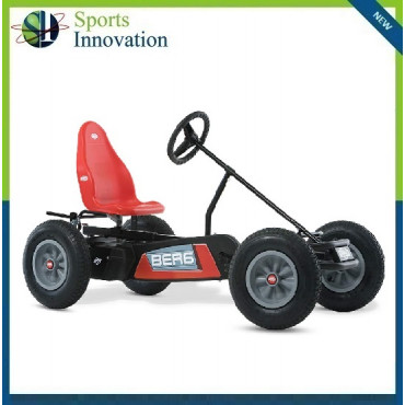 Berg Basic Red Classic XL BFR Ride On Peddle Go Kart Suitable for Ages 5+
