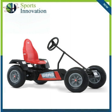 Berg Basic Red Classic XL Extra BFR Ride On Peddle Go Kart Suitable for Ages 5+