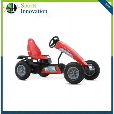 Berg Basic Red Classic XL Extra Sports BFR Ride On Peddle Go Kart Suitable for Ages 5+