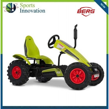 Berg  XL CLAAS BFR Ride On Peddle Go Kart Suitable for Ages 5+