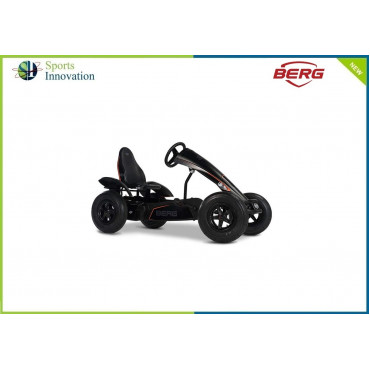 Berg  XL BLACK EDITION BFR-3 Ride On Peddle Go Kart Suitable for Ages 5+