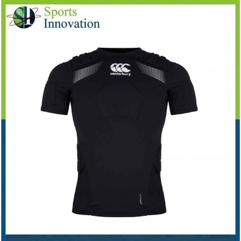 Canterbury Rugby Elite Protection Vest Shoulder Pads Tackle Top