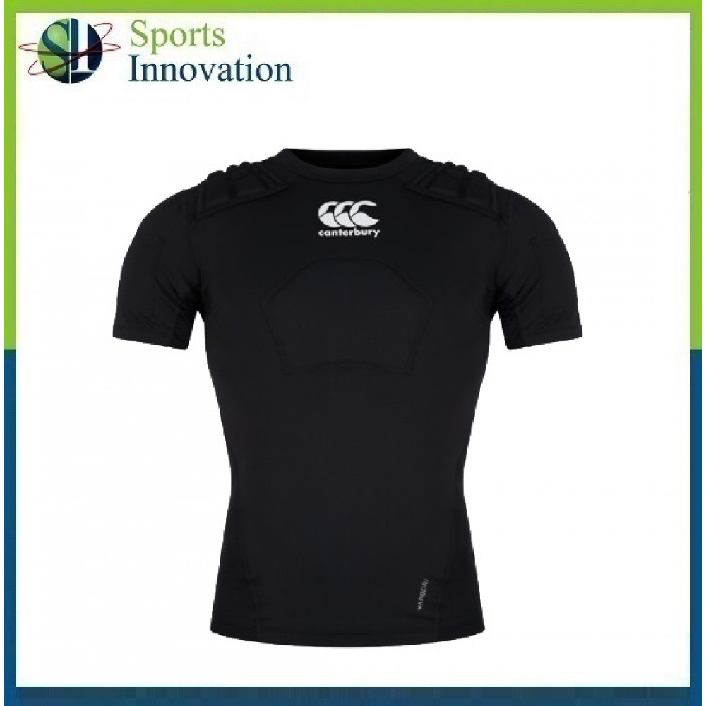 Canterbury Rugby Pro Protection Vest Shoulder Pads Tackle Top