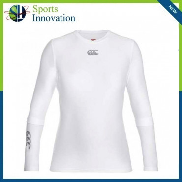 Canterbury Womens Thermoreg Long Sleeve Top - White