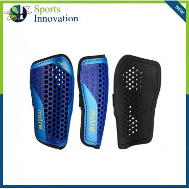 Mitre Aircell Carbon Slip In Football Shinguard