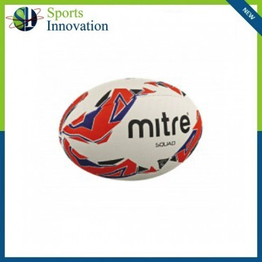 Mitre B4104 Squad Rugby Ball