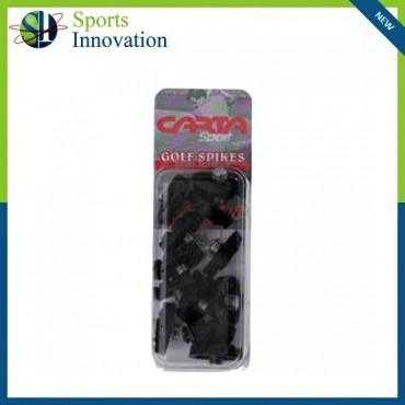 Carta Sports Golf Blister Pack of Shoe Spikes