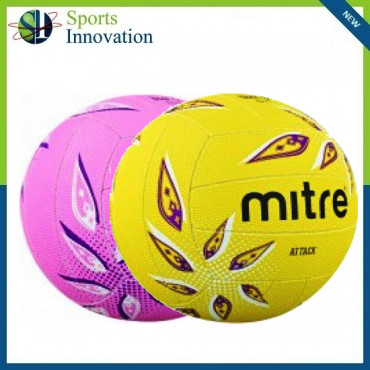Mitre Attack Netball Size 5