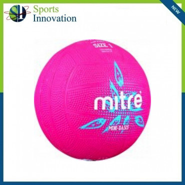 Mitre Oasis Netball Pink