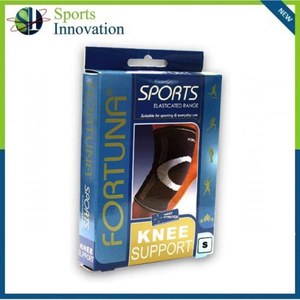 Fortuna Sports Elasticated Knee Support