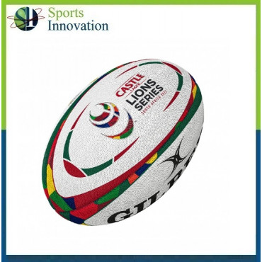 Gilbert British and Irish Lions Official Replica Ball South Africa Tour Size 5