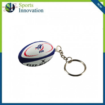France Rugby Replica Keyring Ball