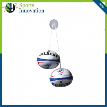 France Rugby Replica Dangle Ball Set