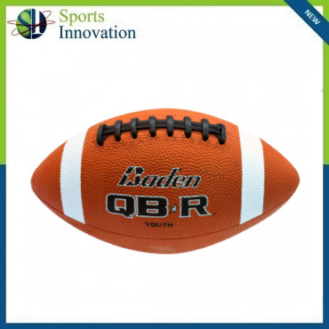 Baden FX250 Deluxe Rubber Premium Lace American Football