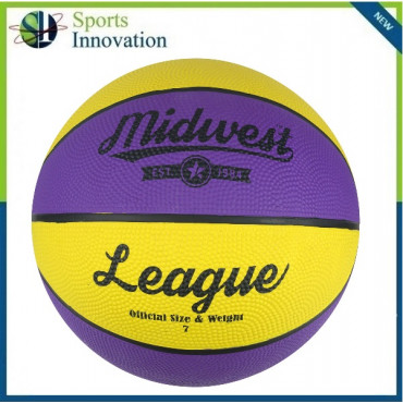Midwest League Basketball - Yellow