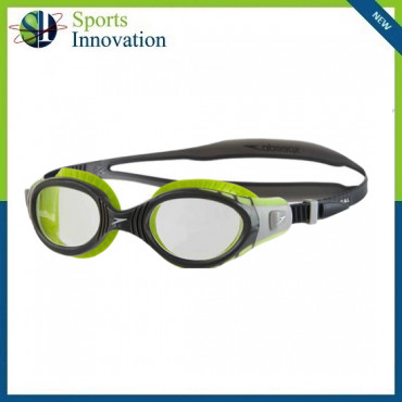 Speedo Adult Future Biofuse Flexiseal Goggles - Green/Clear
