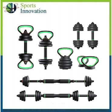 Urban Fitness Six in One Dumbbell - 40g