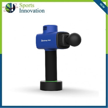 Recovapro Massage Gun Limited Edition Blue with Charging Docking Station
