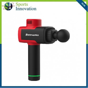 Recovapro Massage Gun Limited Edition Red with Charging Docking Station